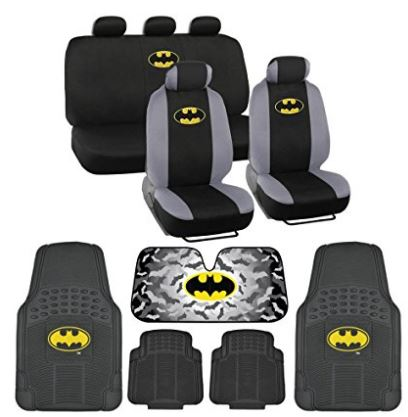 If You Are Looking For Superhero Car Seats And Accessories Then Batman One Of The Most Popular Superheros Seat Covers Should Be At Top Your List
