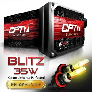 Blitz 35w HID Xenon Conversion Kit