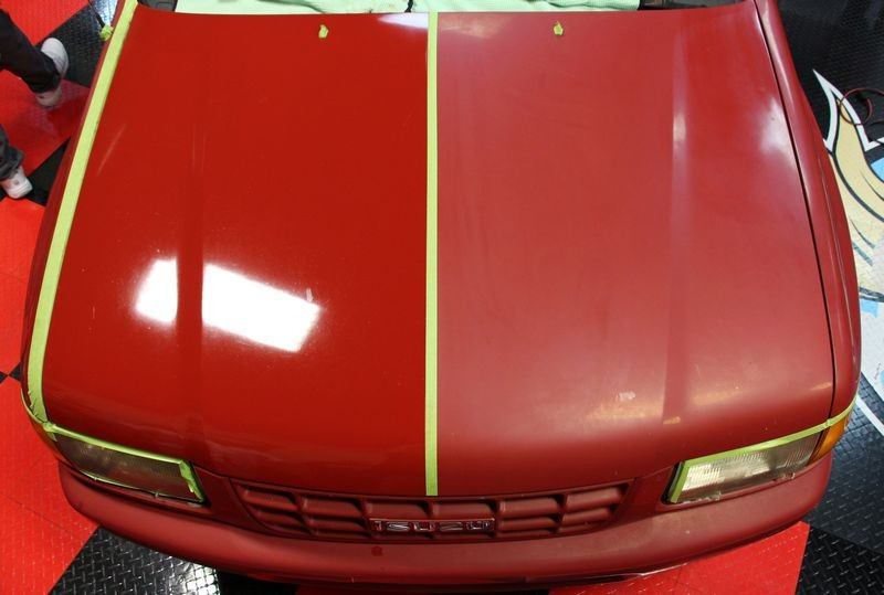 What Are The Differences Between A Single Stage Auto Paint